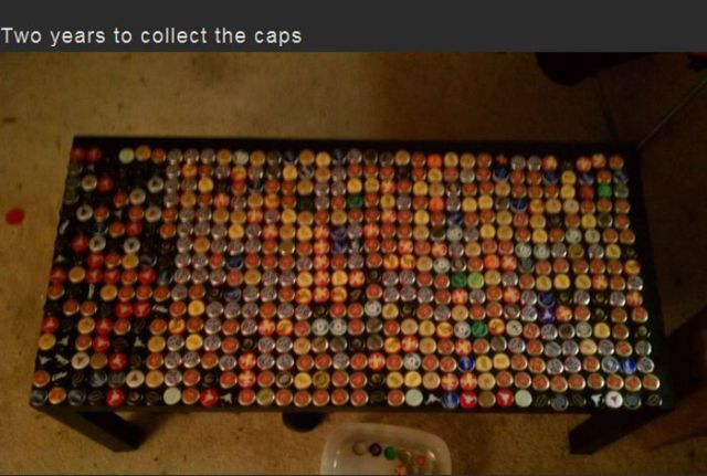 DIY: Awesome Table Design
