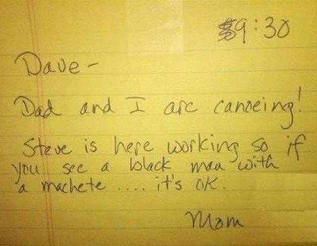 Frantic Fridge Notes