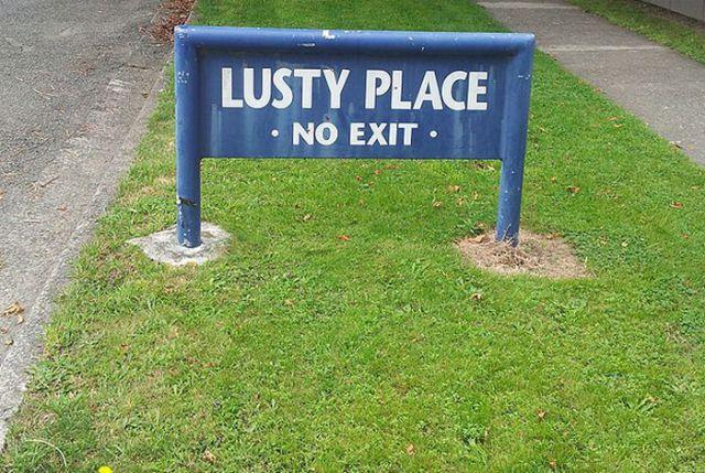 Public Signs: WTF? Part 2