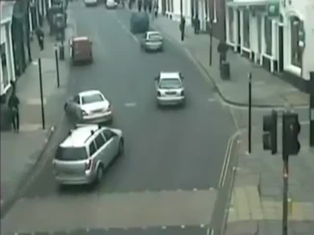 Driver Doesn't Give a Single F*ck