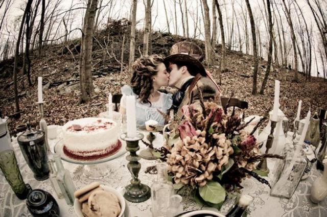 """Alice in Wonderland"" Engagement"