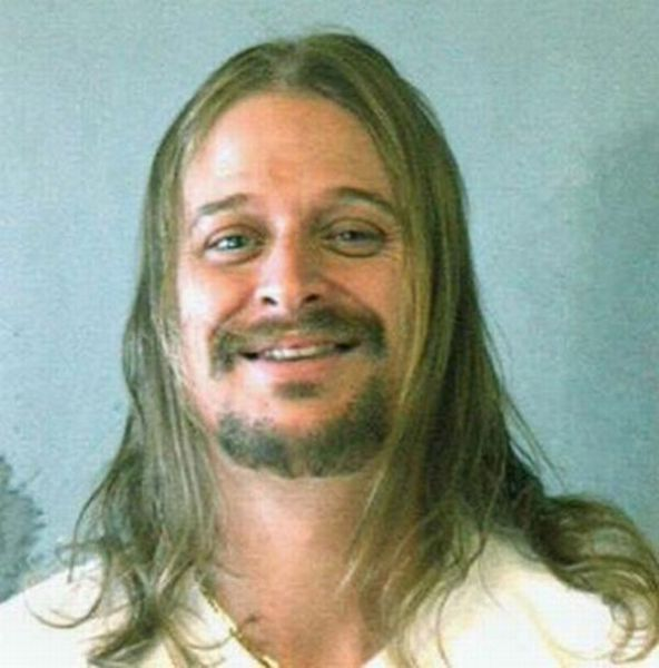 Mugshots of Famous People Who Look Happy