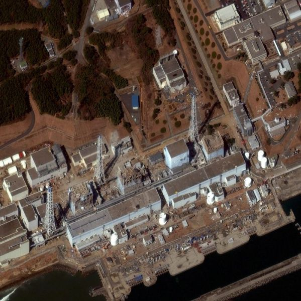 DigitalGlobe Photos