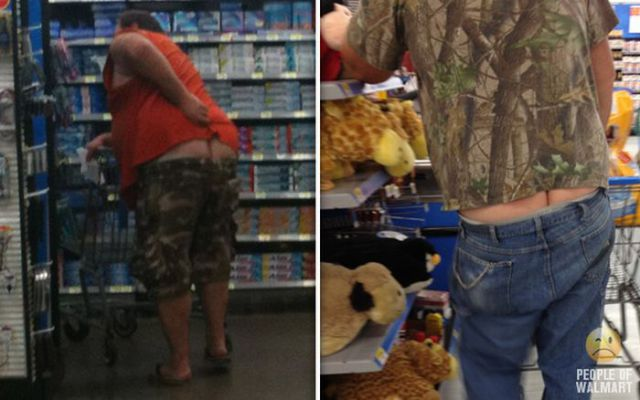 What You Can See in Walmart. Part 15