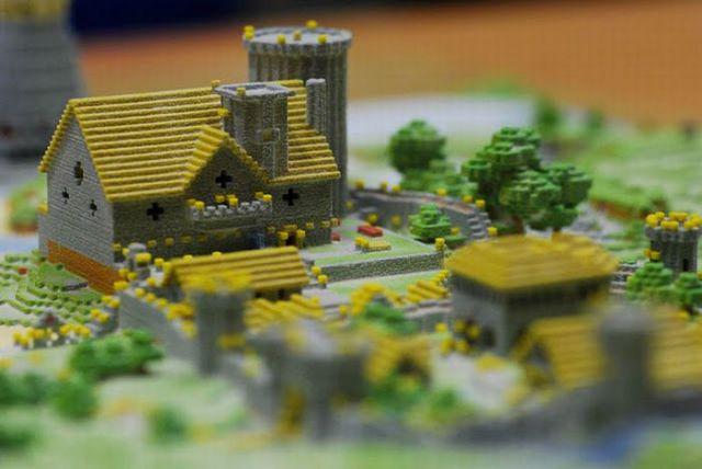 Minecraft Village Comes to Life (10 pics) - Picture #7 - Izismile com