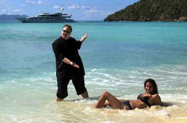 The Luxury Life of Megaupload