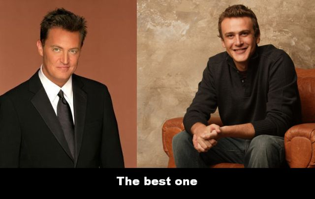 Uncanny Friends & HIMYM Similarities