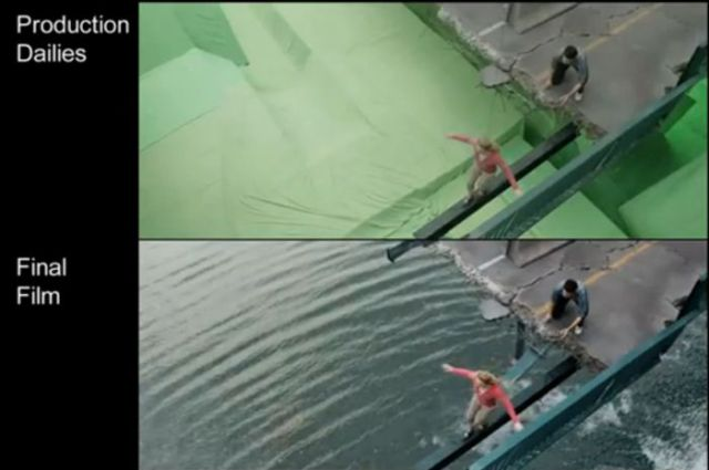 Final Destination 5: Production vs. Final Scenes