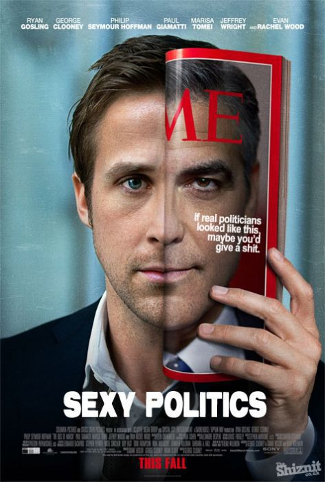 Honest Posters about 2012 Oscar Nominated Films