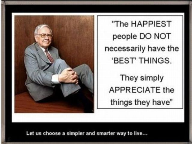 One of the Richest Men in the World Shares His Wisdom