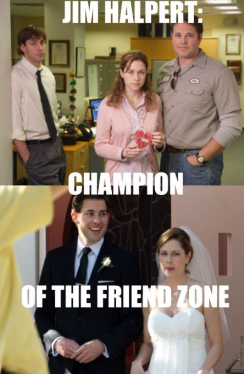 Being in the Friend Zone