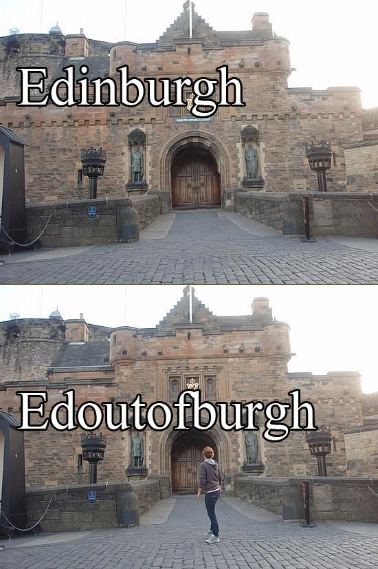City Locations as Puns