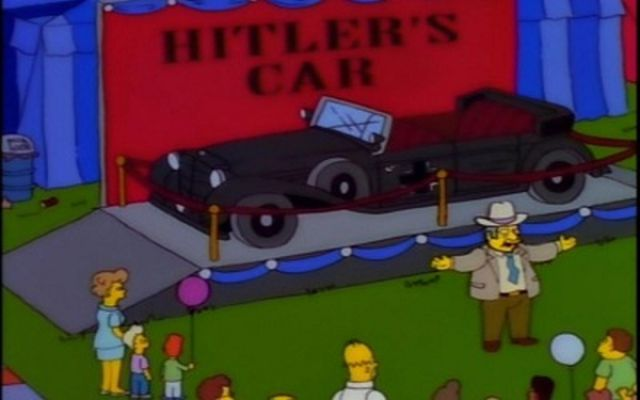 The Cars of The Simpsons