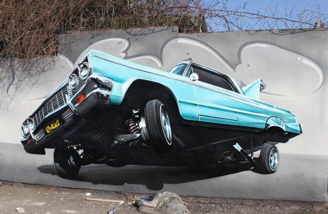 Awe-Inspiring Street Art