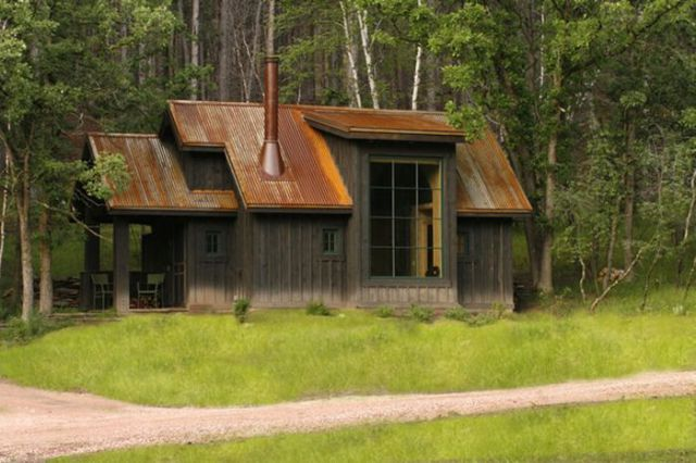 Unique Cabins In the Woods