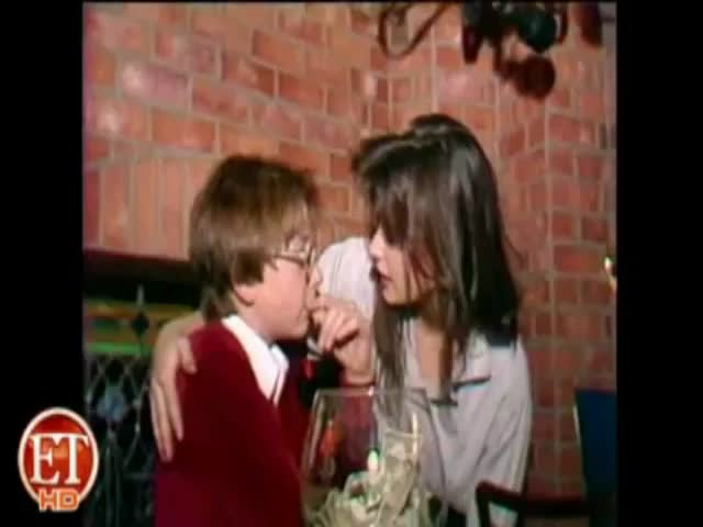 Nerd Kid Makes Out with Demi Moore