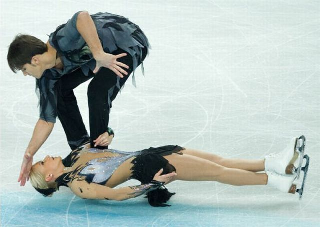 The Best Moments from the European Figure Skating Championships