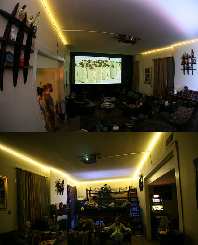 A Kick Ass Home Theater