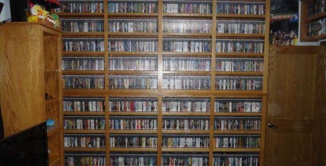 Full NTSC Playstation 2 Library