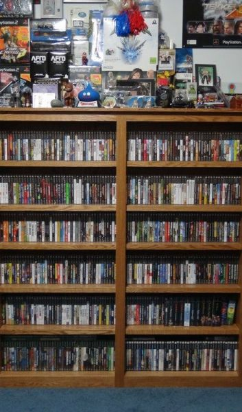 Full NTSC Playstation 2 Library