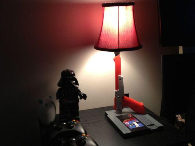 DIY Duck Hunt Night-Lamp