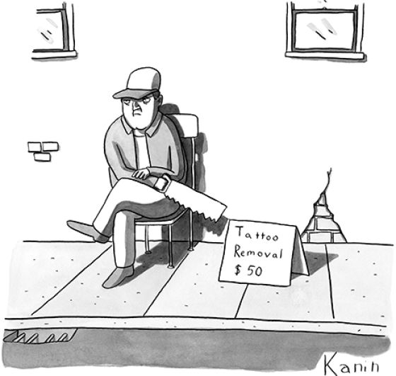 Hilarious New Yorker Comics