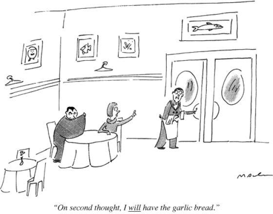 Hilarious New Yorker Comics