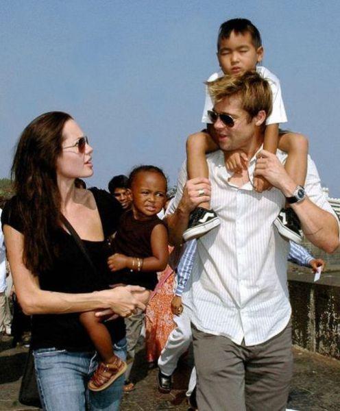How Celebrities Change Over Years: Brad Pitt