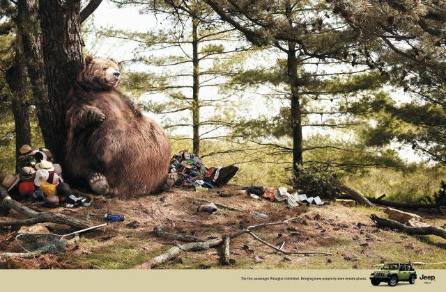 Really Funny Print Ads