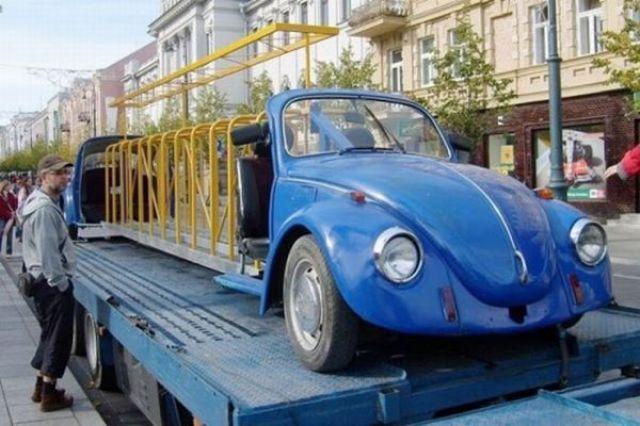 The Oddball Vehicles
