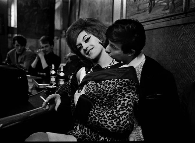 Paris Ladies of the Night Circa the '50s And