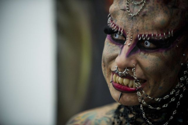 Freaky Venezuela Tattoo Show