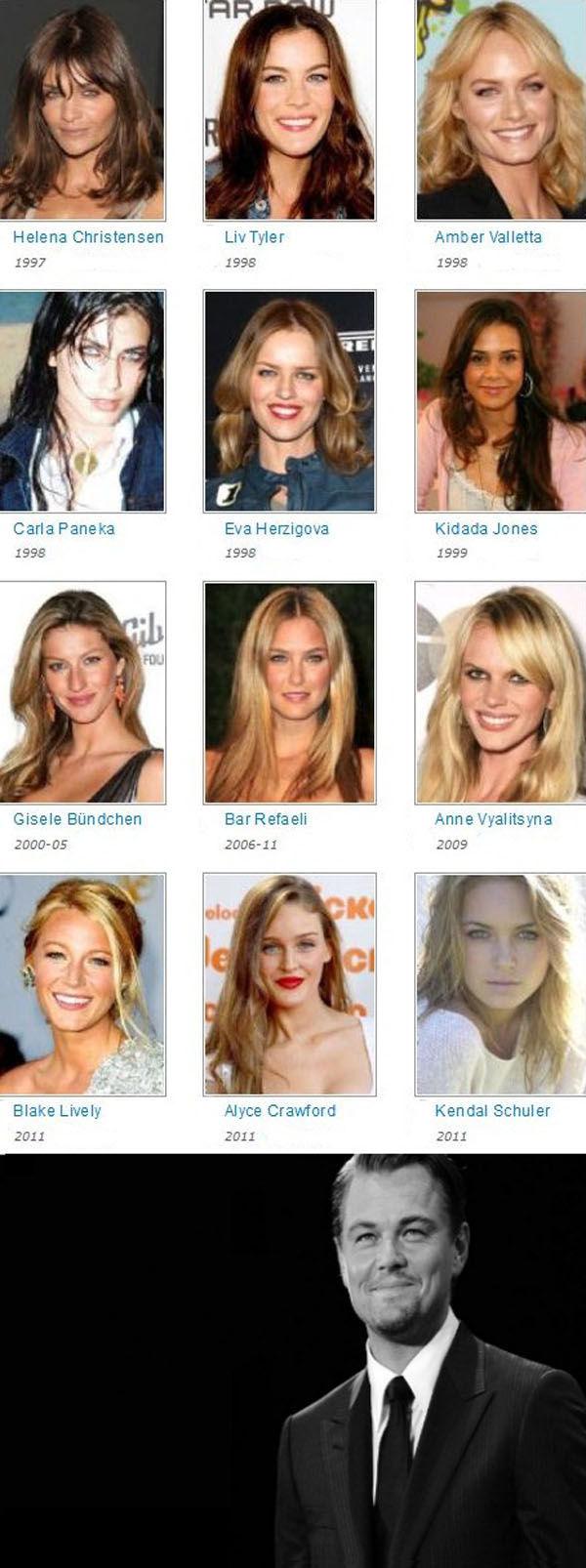 12 More Reasons to Envy Leonardo DiCaprio