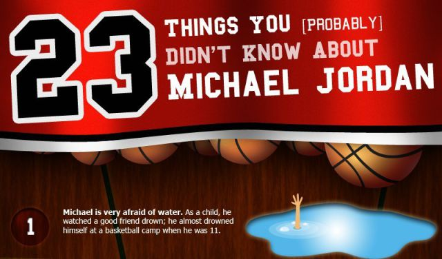 the latest c6736 b5773 23 Amazing Michael Jordan Facts - Izismile.com