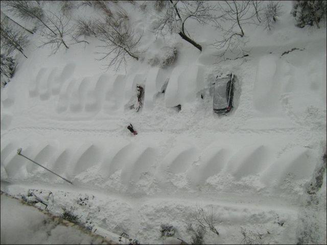 Snow Overload