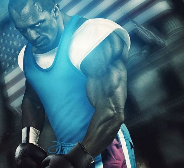 Street Fighter Ultra-Realistic Artwork