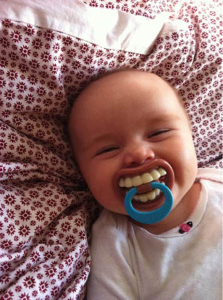 Crazy Pacifiers Collection