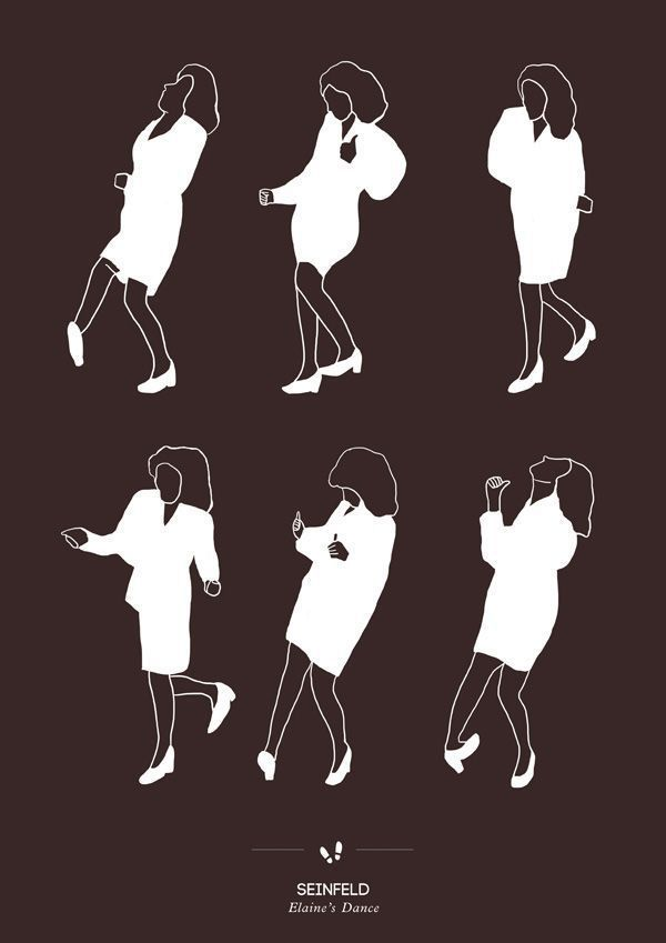 Learn to dance like a whitie