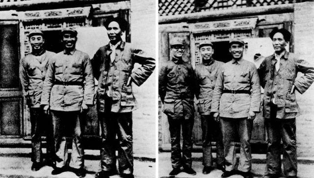 Historic Photographs Which Are Known to be Altered