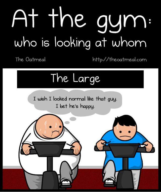Internal Gym Conversations
