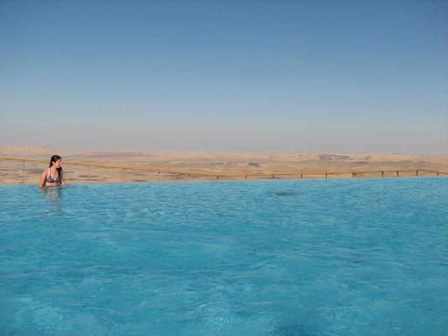 Astonishing Infinity Pools