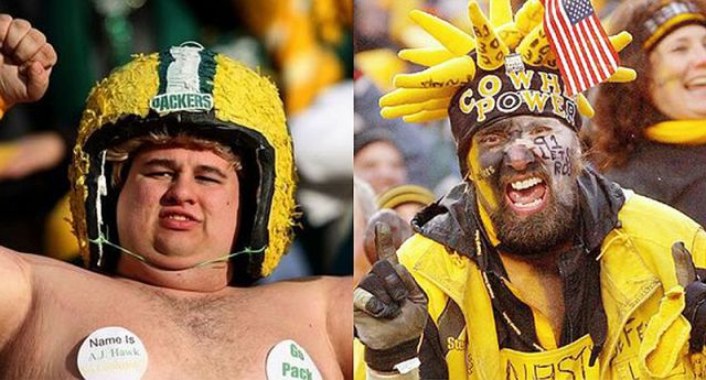 The Most Hardcore Football Fans