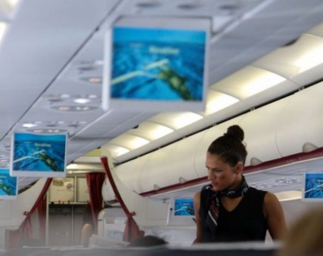 Stewardesses From Around the World
