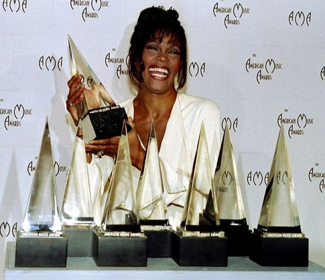 A Whitney Houston Retrospective