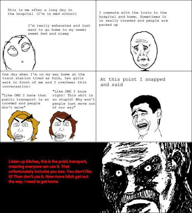 Funny Selection of Rage Comics