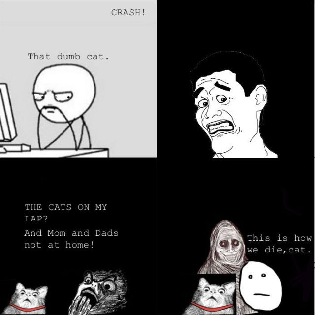 Funny Selection of Rage Comics. Part 2