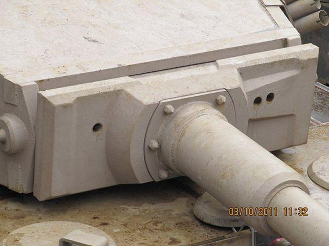 Handcrafted Tiger I Tank Replica