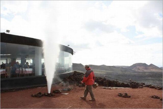 Real Volcano Restaurant