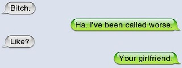 Text Messages Gone Wrong