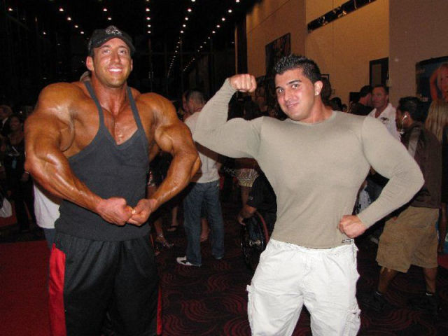 Big Muscle Nerds